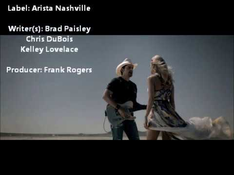 Remind Me - Brad Paisley, Carrie Underwood (lyrics Video)