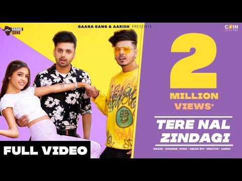 latest-valentine-song-2021- -tere-nal-zindagi- -zorawar- -purabi-bhargava- -latest-valentine-songs