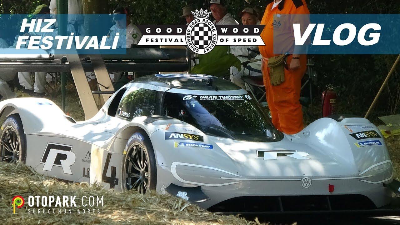 GOODWOOD Hız Festivali | Bu arabalar Need for Speed'te bile YOK! | VLOG