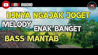DJ MELODY Slow    Full Bass Mulus Bikin Geleng Bos   AMK AUDIO