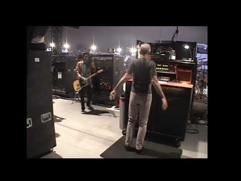 Rolling Stone, Charlie Watts Dances  Backstage