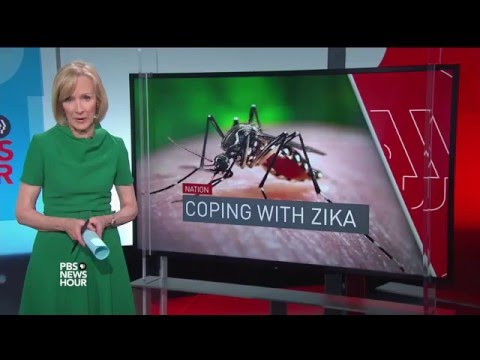 Its economy in shambles, Puerto Rico also stares down the Zika virus