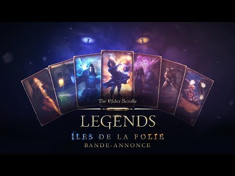 Vidéo The Elder Scrolls: Legends - Les Iles de la Folie - Trailer