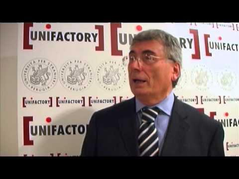 Prof. Antonio Batinti, Director Unifactory - University for Foreigners  Perugia
