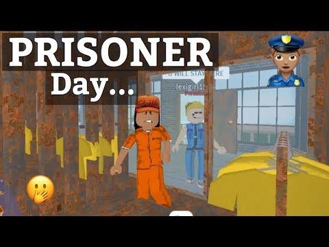 Roblox Bloxburg|Prisoners Daily Routine - YouTube