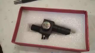 Качественный китайский клапан для PCP винтовок. Рекомендую.