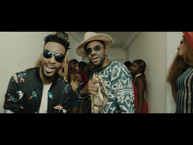 Tito Da.Fire - Pop Tins feat. 9ice (Official Video)