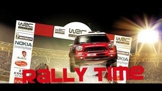 WRC 2 FIA World Rally Championship gameplay HD