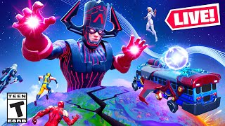 Fortnite GALACTUS *LIVE* EVENT! (FULL EVENT)