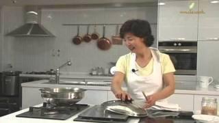 우엉과 당근조림.wmv