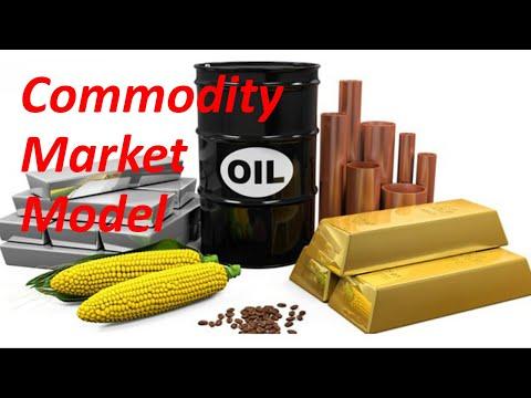 Commodity Market Model