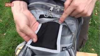 Смотреть видео рюкзак для ноутбука