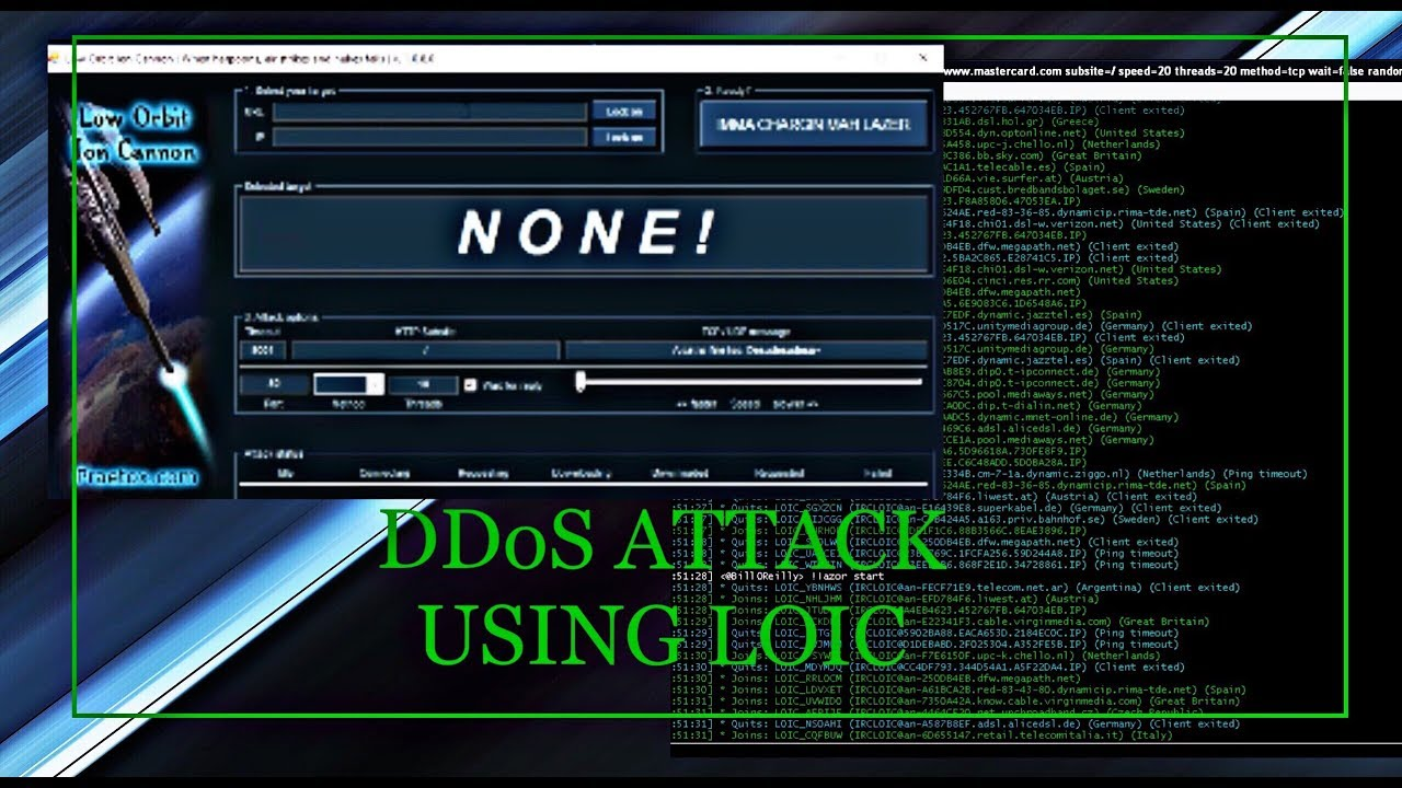Online ddos attack tool free