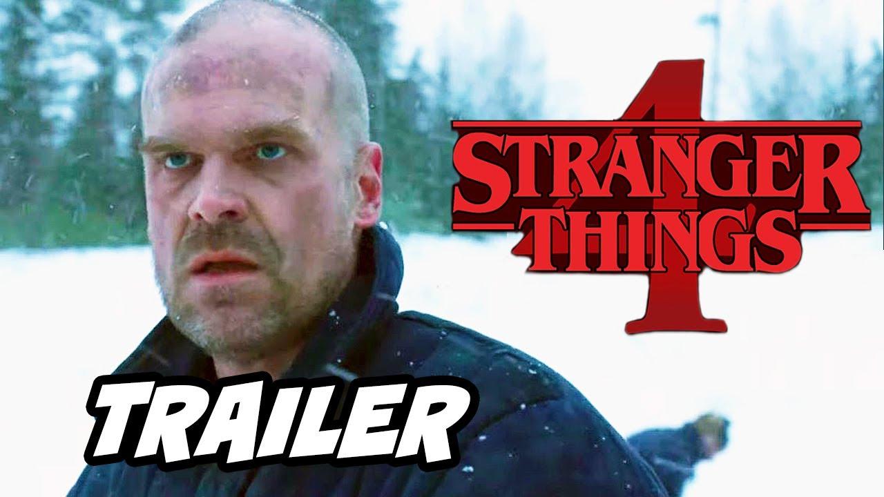 Stranger Things Season 4 Teaser Trailer 2020 - Netflix ...