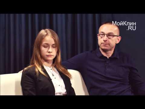 В гостях у МойКлин.RU Сергей и Мария Зотовы