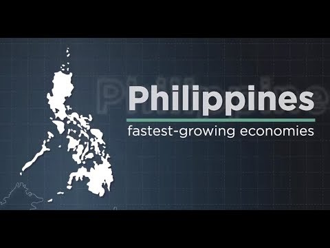 Philippines  Fastest Growing Economy in Asia