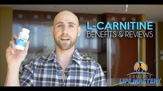 L-Carnitine Benefits & Review