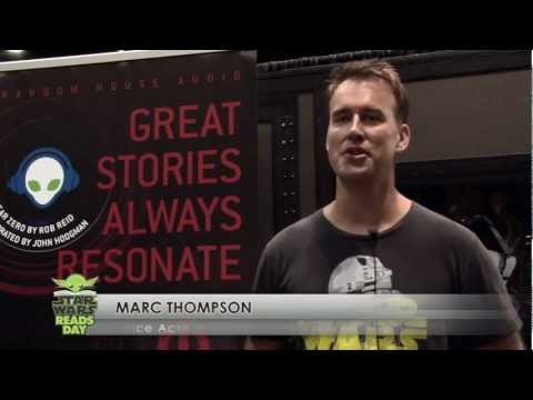 Star Wars Reads Day: Marc Thompson