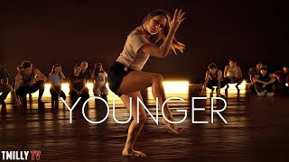Ruel - Younger - Dance Choreography by Erica Klein - #TMillyTV