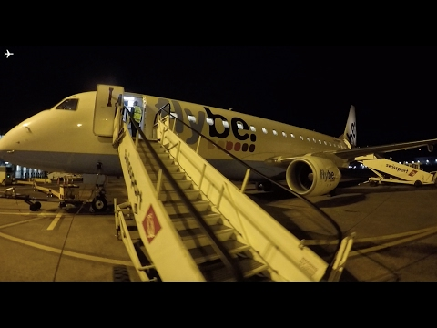 TRIP REPORT- Flybe Embraer 175-  Belfast City to Manchester- A NIGHTMARE FLIGHT!