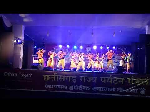 Folk dance 2016 bastar dussehra