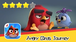 Angry Birds Journey 72 Walkthrough Fling Birds Solve Puzzles Recommend index four stars