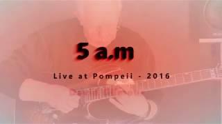 5 a.m (David Gilmour cover)