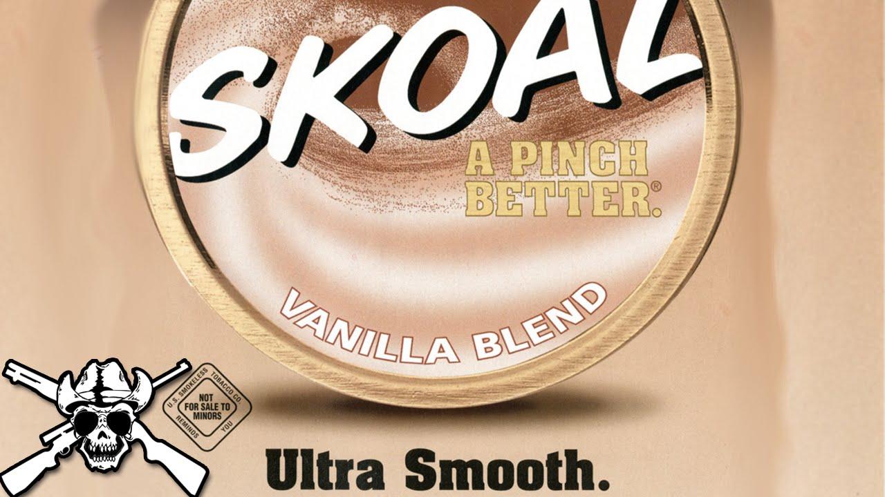 Skoal vanilla for sale
