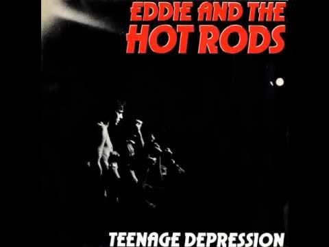 Eddie Amp The Hotrods Teenage Depression Audio Punk V