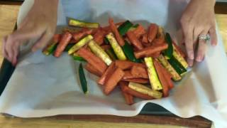 Video thumbnail: Roasting Veggies