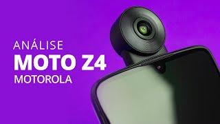 Moto Z4: menos experimental, mais competitivo [Análise/Review]