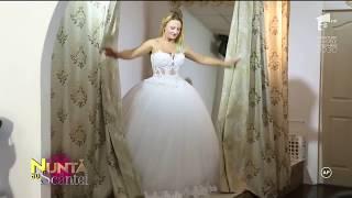 Andreea, dezamagita de rochia aleasa de mama soacra