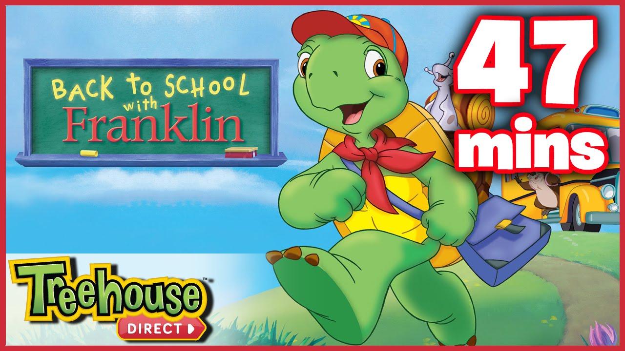 Uncategorized Cartoon Franklin back to school with franklin special youtube