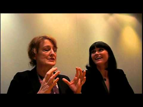 The Babadook  : director Jennifer Kent & actress Essie Davis