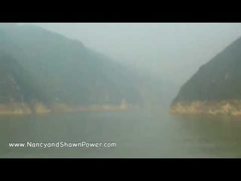 Footage from Nancy & Shawn's Yangtze River Cruise in China