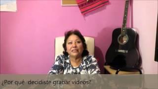 Entrevista a Amandita Araujo