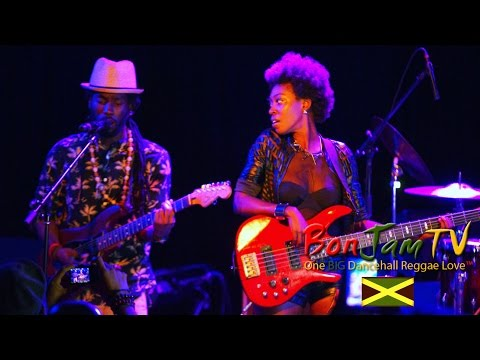 British Dependency @ Caribbean Dreamers Live (May 2015)