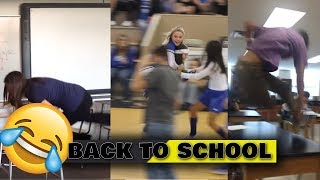 Viral Compilation! Back to School FAILS🤣 | 2019