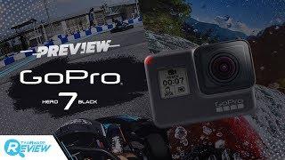 พรีวิว GoPro Hero 7 Black กล้องแอคชั่นแคมระบบกันสั่นขั้นเทพ ไม่ต้องพึ่งกิมบอล
