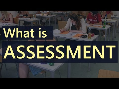 What is assessment   Types of Assessment   Education Terminology    SimplyInfo.net