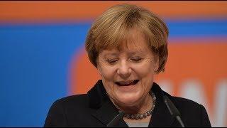 【局势君】在巅峰期选择退役:德国总理默克尔找到了她的接班人