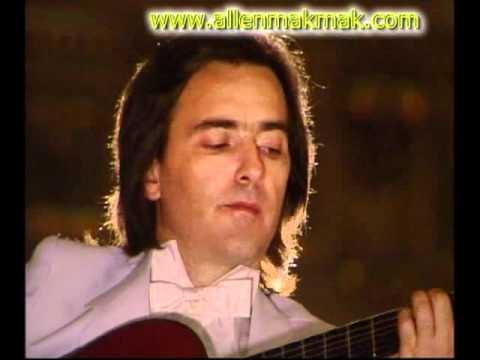 """""""Waltz № 4"""" music by Agustin Barrios - classical quitar (solo)"""