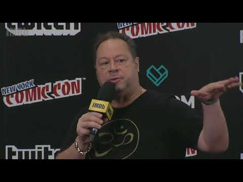 Joe Quesada  • Marvel • New York Comic Con 2017 • interview