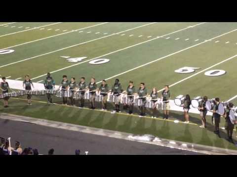 Lufkin High School Drum Line 2016-17