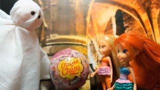 Клуб Винкс Волшебное печенье Серия 4 В замке с привидениями Winx Club Magic cookies