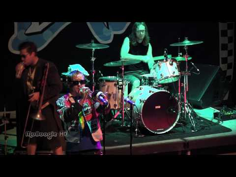 REEL BIG FISH - Don't Stop Skankin' - Live @ The Ogden Theatre