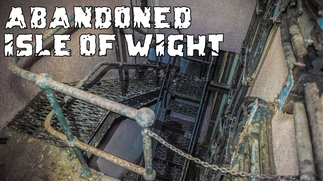 Cold War Secret Nuclear Bunker History & Tour - RAF Ventnor R1 ROTOR Isle of Wight