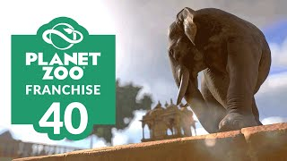 PLANET ZOO | EP. 40 - THE DEFINITION OF INSANITY (Franchise Mode Lets Play)