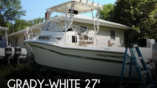 Used 1995 Grady-White 268 Islander for sale in Cherry Hill, New Jersey