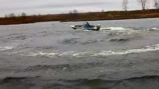 Лодка Windboat (Виндбот) 46 DCM